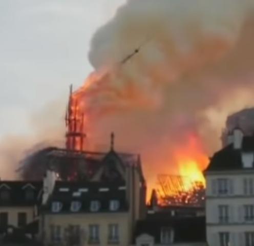 Spire Notre Dame 2